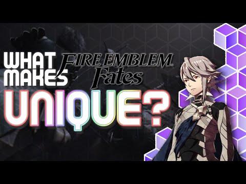 Make What Makes Fire Emblem Fates Unique? - WMGU - BeyondPolygons Images