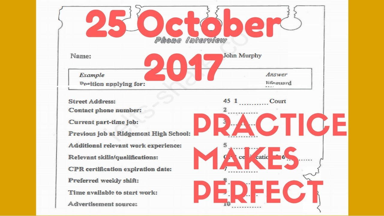 Ielts listening practice test 2017 with answers 25 october 2017 ielts listening practice test 2017 with answers 25 october 2017 xflitez Images