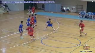 【神戸国際vs瓊浦】後半 SANIX CUP 国際ハンドボール交流大会 2019