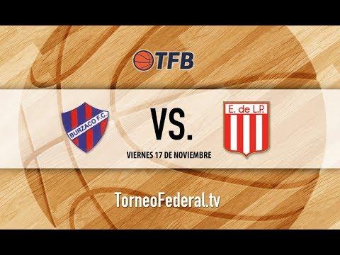 Metropolitana: Burzaco Football Club - Estudiantes de La Plata | #TFB