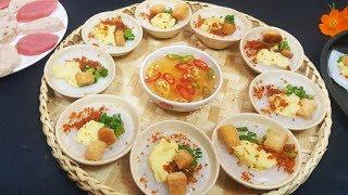 Cách làm Bánh Bèo Chén bình dị dân dã hương vị truyền thống