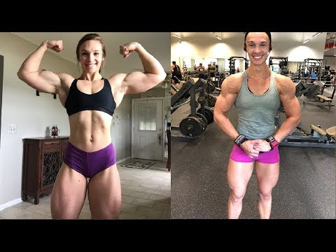 Blakelee Ortega – Women's Physique Workout – Female Bodybuilding Motivation