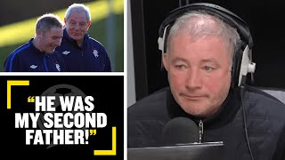 Ally McCoist pays emotional tribute to Rangers legend Walter Smith after his death at 73