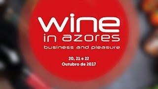 Wine in azores 2017 | Dia 1