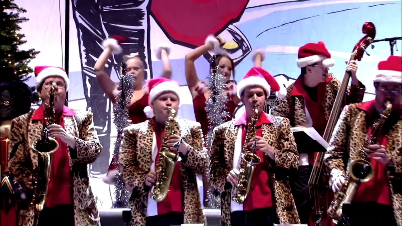 Brian Setzer Christmas Tour  Youtube
