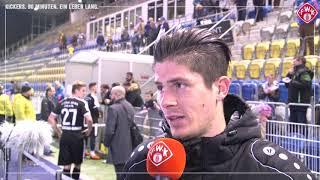 Kickers TV: Die Stimmen zum Auswärtssieg in Jena