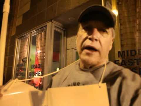 Veterans fill Lowell Iraqi restaurant after window smashed