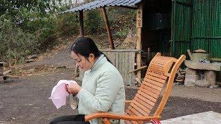 【南方小蓉】漂亮姑娘,在大山裏搭建美麗的小竹屋,不但好看,還能幹!