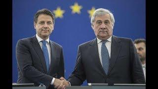 "Giuseppe Conte a Verhofstadt: ""Burattino è chi risponde alle lobby"""