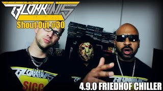 Blokkhaus Shout Out #30 - 4.9.0 Friedhof Chiller