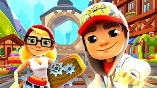 SUBWAY SURFERS Special Zurich - Jake and Tricky - Subway Surfers World Tour 2019