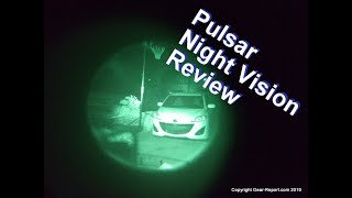 Pulsar Edge GS 1x20 Night Vision Goggles Review