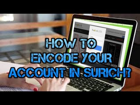 how To Encode Your New Invite In SURICH