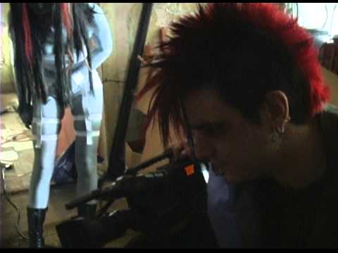 "Celldweller 10 Year Anniversary - Behind The Scenes Part V ""Switchback Music Video"""