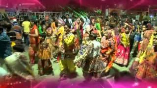Live Navratri Garba - Charar Charar Maru Chakdol Chale - Rita Dave