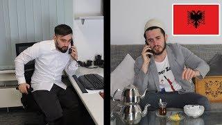 Wenn Albaner am Telefon verhandeln... 😂