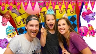 🎉SPECIAL SHOPKINS BIRTHDAY PARTY!🎈