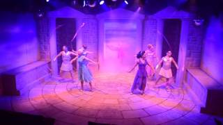 """Gambar cover Cast of XANADU The Musical Perform """"I'm Alive"""" at Hayes Theatre"""