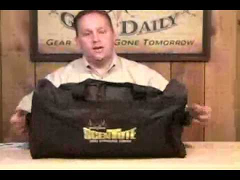 SCENT-LOK SCENTOTE DUFFLE BAG @SPORTSMAN'S GEAR DAILY