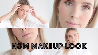 SUMMER TUTORIAL BY H&M / GIVE AWAY COMPLETE MAKE UP SET - MODEROSA