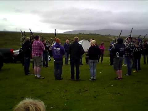 Achiltibuie Highlanders, Coigach Gathering 2013