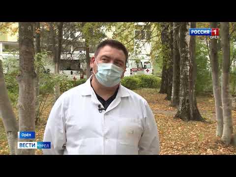 Александр Лялюхин: реабилитация после коронавирусной инфекции может длиться от месяца до полугода