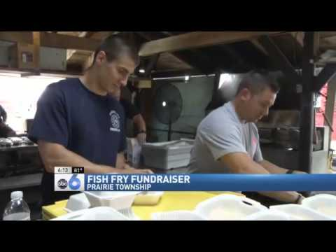 Fish Fry A Sizzling Success For Prairie Township Fire Dept.