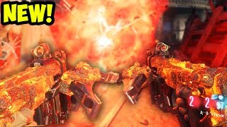 *NEW* NX-SHADOWCLAW UPGRADE EFFECT! MORE WEAPON UPDATES SOON? (Black Ops 3 Zombies Gorod Krovi)