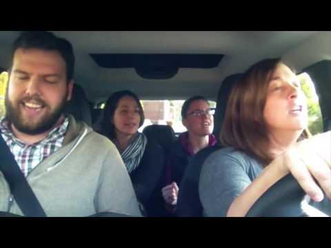 Laurel Ledge Carpool Karaoke 2016