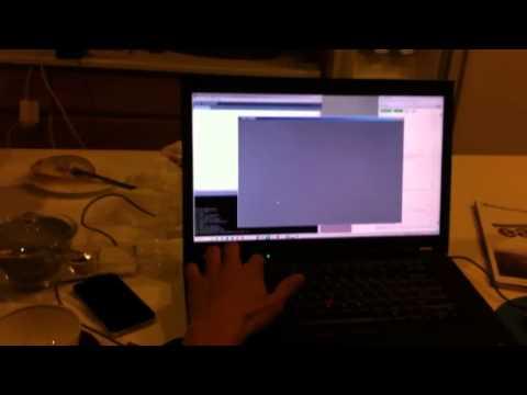 Music visualizer - processing + midi input + minim audio