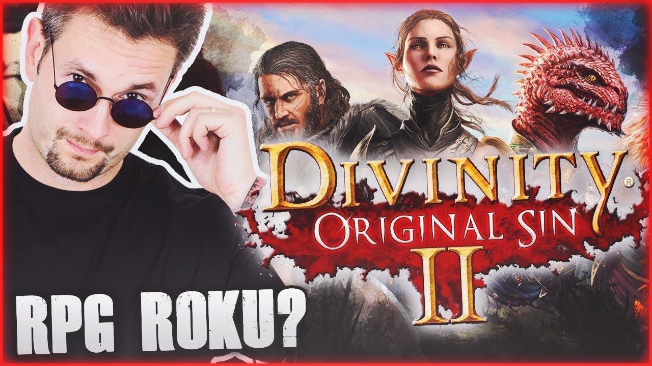 BOSKA NIELINIOWOŚĆ – RPG ROKU? | Divinity Original Sin 2 GAMEPLAY
