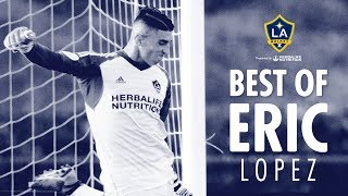 HIGHLIGHTS: Best of LA Galaxy II goalkeeper Eric Lopez