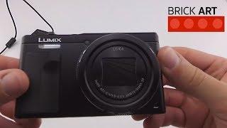 Unboxing Panasonic Lumix DMC-TZ80 4k
