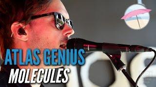 Atlas Genius - Molecules (Live At The Edge) YouTube Videos
