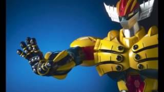 Soul of Chogokin GX-42 Steel God Sieg.