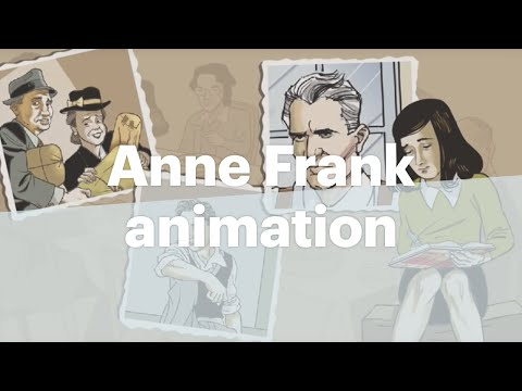 Anne Frank, the Graphic Biography | Anne Frank House