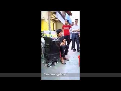 Ca sĩ đường phố - Ca sĩ Mù hát rong cực hay