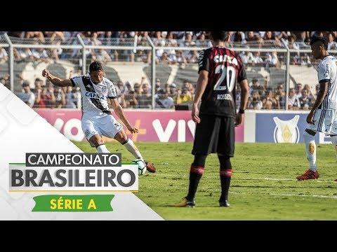 Melhores Momentos - Ponte Preta 2 x 1 Atlético-PR - Campeonato Brasileiro (15/11/2017)