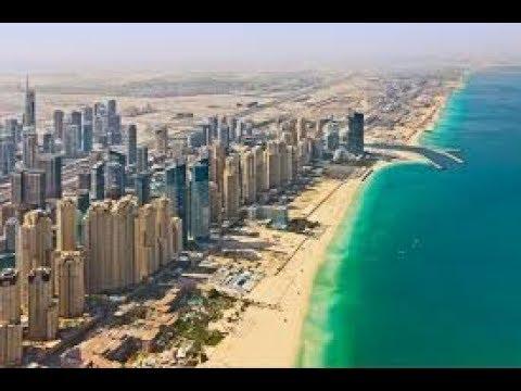 JBR Beach(Marina Beach)-Dubai UAE