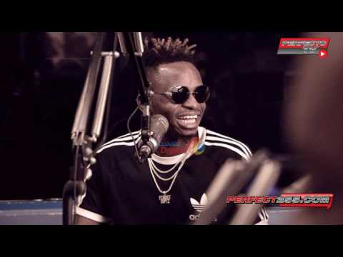 "Part 1: Interview ya Diamond Platnumz kwenye XXL ya CLouds fm akitambulisha ngoma yake mpya ""FIRE"""
