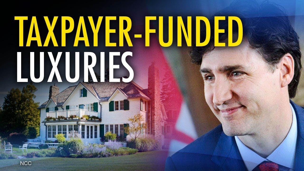 f6f88ea6dad50 Trudeau treats himself to luxury renos on lakeside retreat