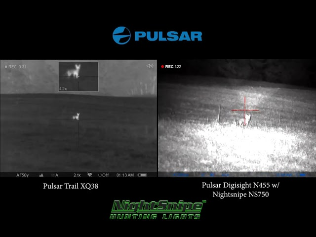 Pulsar Trail / Digisight N455 / NightSnipe NS750 Extreme IR Illuminator