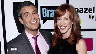 ANDY COHEN EXPLAINS WHY HE 'DOESN'T KNOW' KATHY GRIFFIN