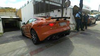 avaliao test drive 34 jaguar f type svr garagem do hugo henrique