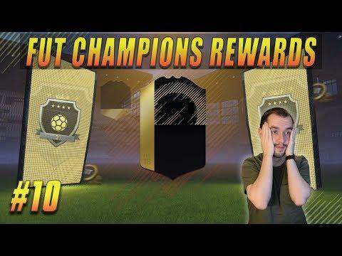 Hvordan Kan Det Her Blive Ved?! - FUT Champions Rewards -  #10 FIFA 18 Ultimate Team