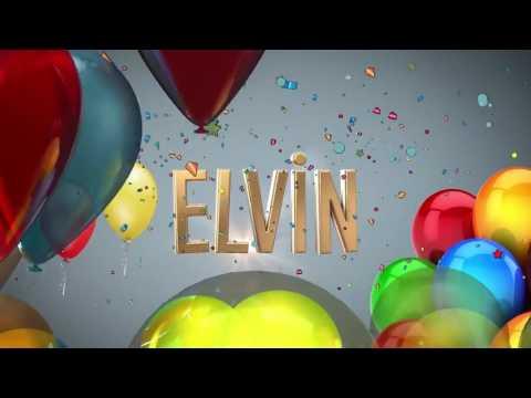 Ad gunun mubarek Elvin