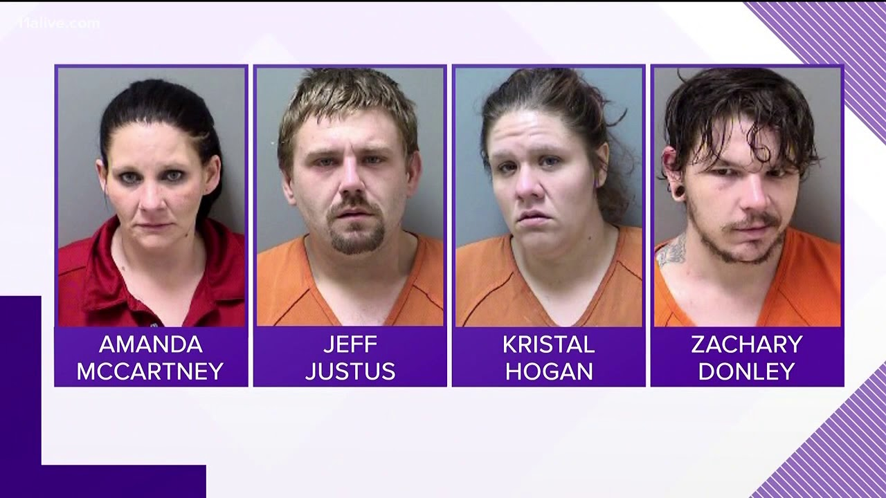 Metro Atlanta Wendy's employees busted for selling meth at work