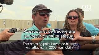 Israelul ajuta Fasia Gaza