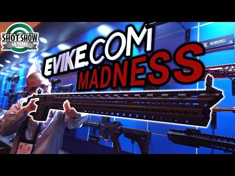 EXTREMELY LONG KRISS Vector!!!