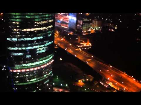 Ресторан sixty, Москва, Башня Федерация, Запад, 60 этаж